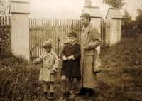 S matkou a bratrem