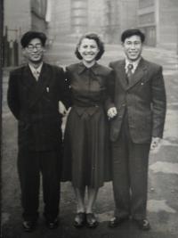 S kórejskými študentami