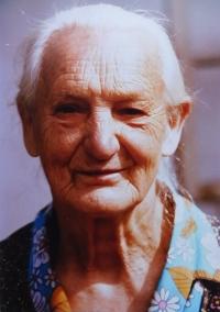 Mother Anna Matysová