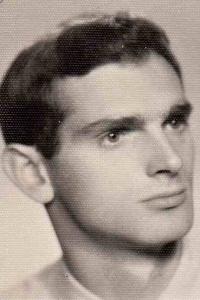 Tomáš Pertile, circa 1959