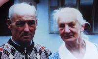 Parents Josef and Anna Matysovi