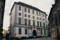 The building of the Sts. Cyril and Methodius Faculty of Theology in Olomouc in 1996