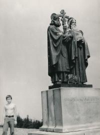 Radhošť in 1977