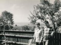Šošůvka in 1984