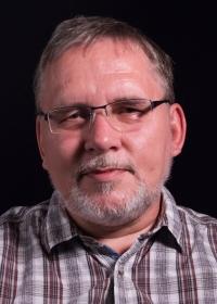 Portrét z natáčení 2018