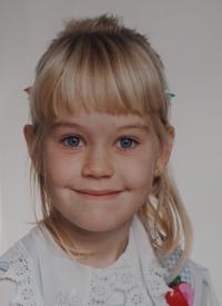 Granddaughter of Mrs. Fabiánová