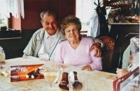 Mr. and Mrs. Fabián