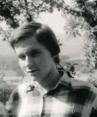 Rudolf Vévoda in 1984