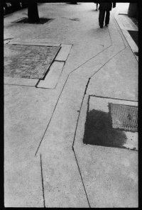From the cycle of Jaroslav Bárta: The Street, 1978