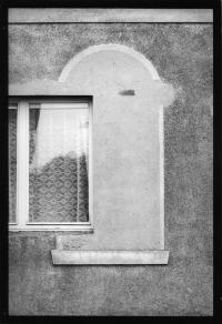 From the cycle of Jaroslav Bárta: Windows, 1982