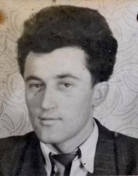Profilové foto Vladimíra Bílíka, nedatováno