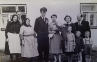 1956 - wedding picture 2