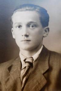 Brother Zdeněk Schreiber