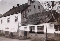 Dům a kovárna rodiny Schreiberovi ve Vranové Lhotě