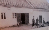 The house and the blacksmiths of the Schreibers in Vranová Lhota