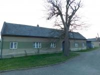 The house in Vranová Lhota, where the partisans shot Mirek Marek