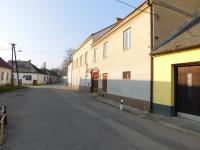 The pub U Krejčů in Vranová Lhota, whose owner, Otta Krajčí, was executed by the Germans on May 7, 1945