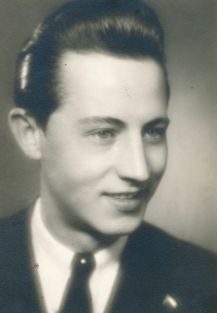 Husband Antonín 1946