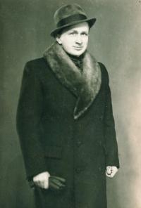 Brother Florian, a pharmacist