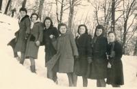 Altenburg in 1944 - totally deployed Pols