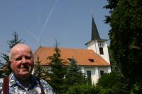 P. František Adamec ve Vacenovicích na Hodonínsku