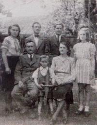 The Schreiber family