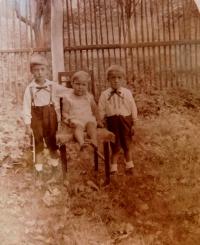 The Schreibers - Josef, Anna and Zdeněk