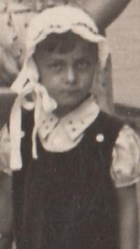 Věra Nádeníčková, dobová fotogafie