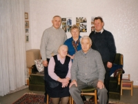 The Wanka family - Mrs. Julia and her relatives