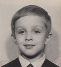 Gustav as a young boy