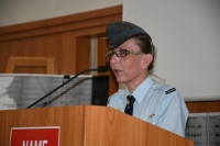 When we compare Jan Irving's speech, radical for the time, at the national meeting of the Airmen's Union in 1968 and Iveta's emotional speech at the memorial event of the 90th anniversary of the Protectorate Bohemia and Moravia, one just has to admit that in this case, the similarities are no accident.