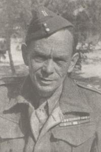 Colonel Karel Klapálek