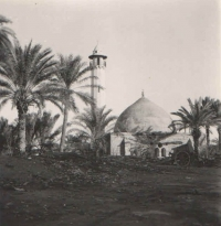Small mosque in Jericho