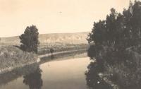 Jordan, the biblical river