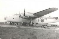 B-24 Liberator aircraft at the Beaulieu air base inm 1943