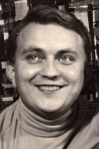 Petr Boháč / late 80's