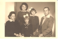 The Dudova family, Marie the oldest of the sisters