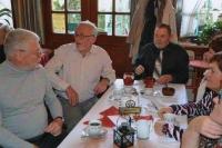 Setkání v partnerském městě Nittenau, 2015 (Oldřich Váca uprostřed)