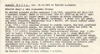 Summary of  Antonín Špika's army career
