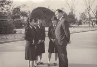 In Japan in 1966-70