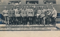 In the legions - veterans