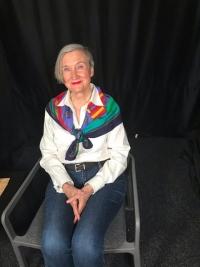 Georgina Steinsky v roce 2019