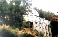Jáchymov, Šachta Svornost - uranový důl, kde pamětník odpykával výkon trestu