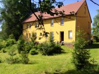 Lutzberg dnes. Rodný dům pamětnice, do kterého se rodina v roce 2004 vrátila