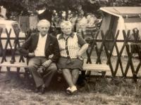 The grandparents of Markus Rindtin border area