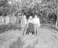 Ján´s father and grandparents