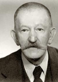 The father of Karel Hrubý