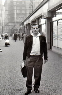 Journey out of jail in May 1960