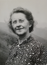 Her grandmother Dobroslava Skálová