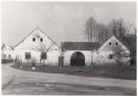 Liška´s house no. 8 in Stříbřec